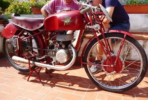 1948 MV Agusta 125 Faenza GP Factory For Sale