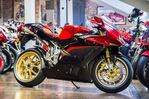 2006 MV AGUSTA F4 1000 TAMBURINI NO: 192 of only 300 Produced For Sale