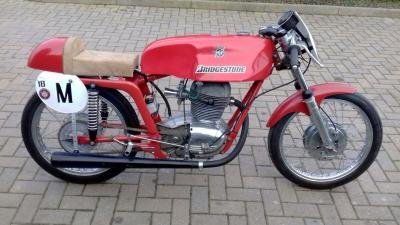 1954 MV Agusta 175 Cafe Racer For Sale (picture 1 of 6)
