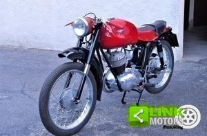 MV Agusta 125 - Anno 1961 - RESTAURO COMPLETO For Sale