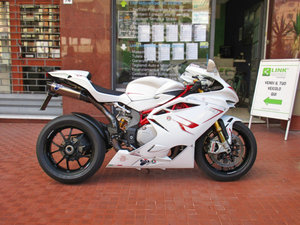 MV AGUSTA F4 1000 R ABS (2015) SUPER OPTIONAL