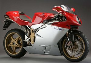 1999 MV Agusta F4 750 'Serie Oro' For Sale