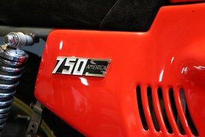 1975 MV Agusta 750S Sport America