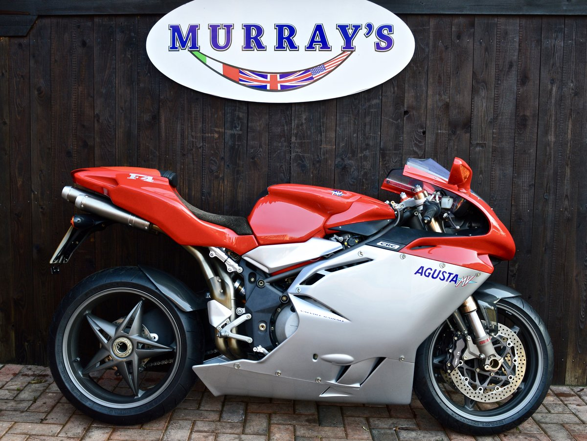 2000 MV Augusta 750 f4 For Sale (picture 1 of 6)