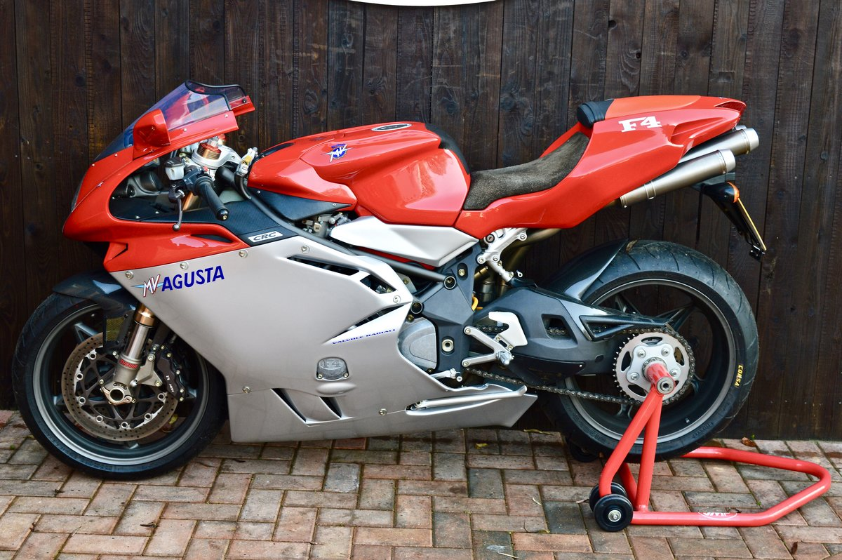 2000 MV Augusta 750 f4 For Sale (picture 2 of 6)