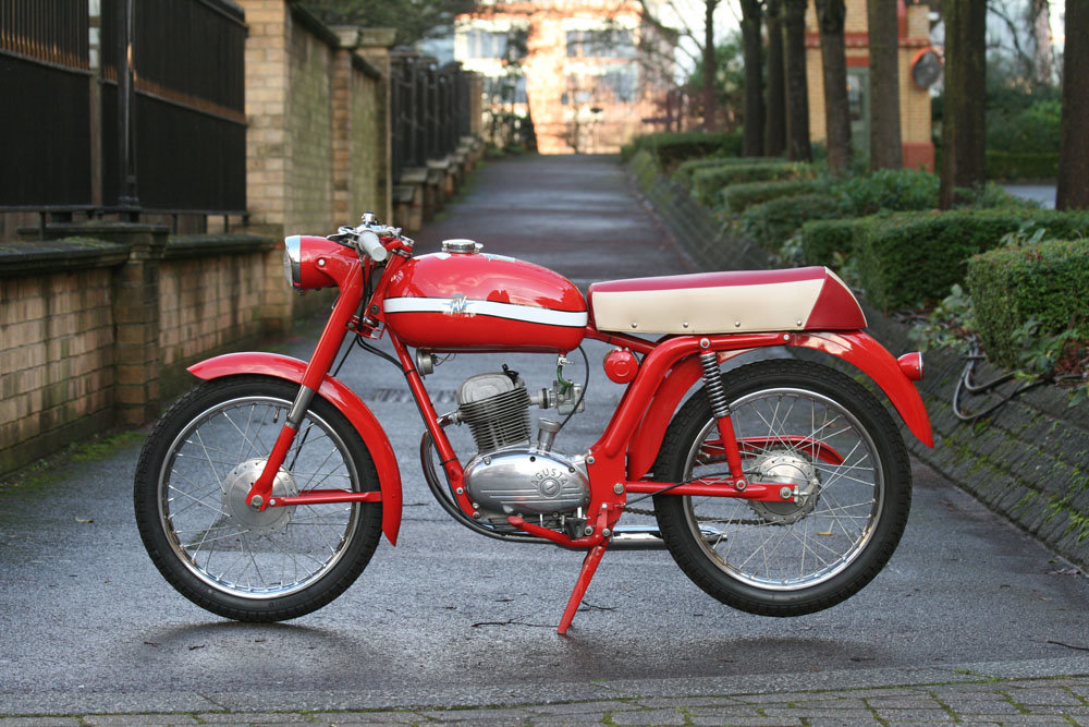 1966 MV Agusta 50 Liberty Sport SOLD (picture 3 of 6)