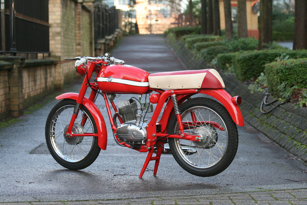 1966 MV Agusta 50 Liberty Sport SOLD (picture 4 of 6)