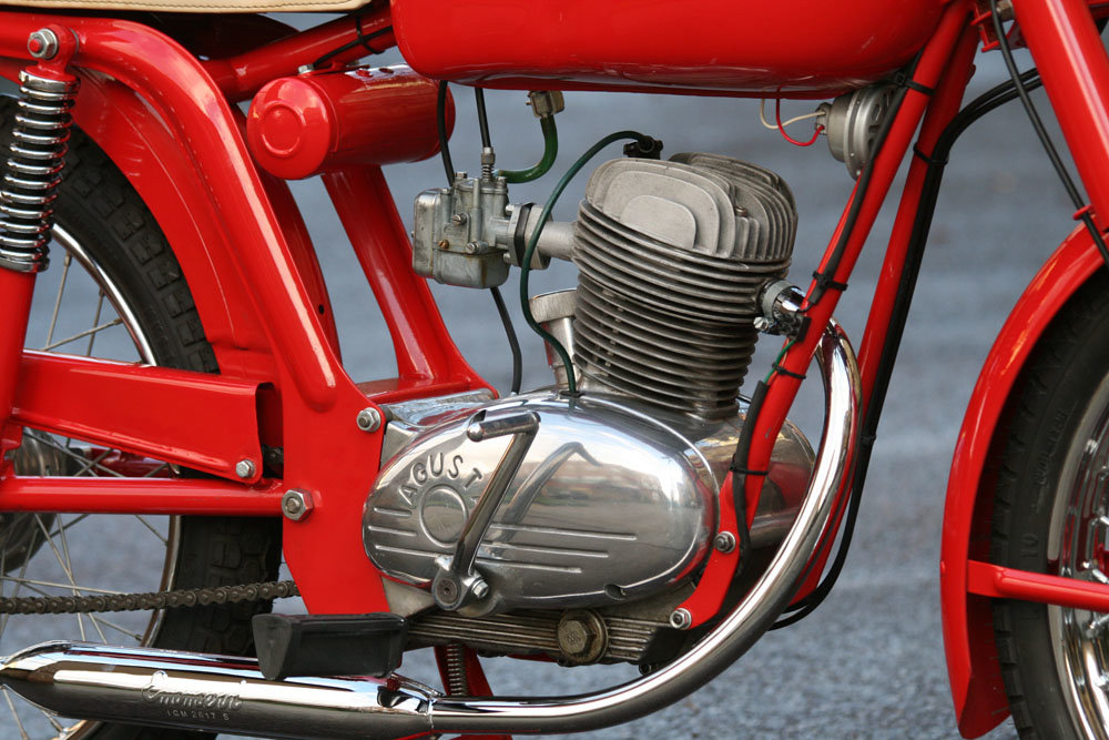 1966 MV Agusta 50 Liberty Sport SOLD (picture 5 of 6)