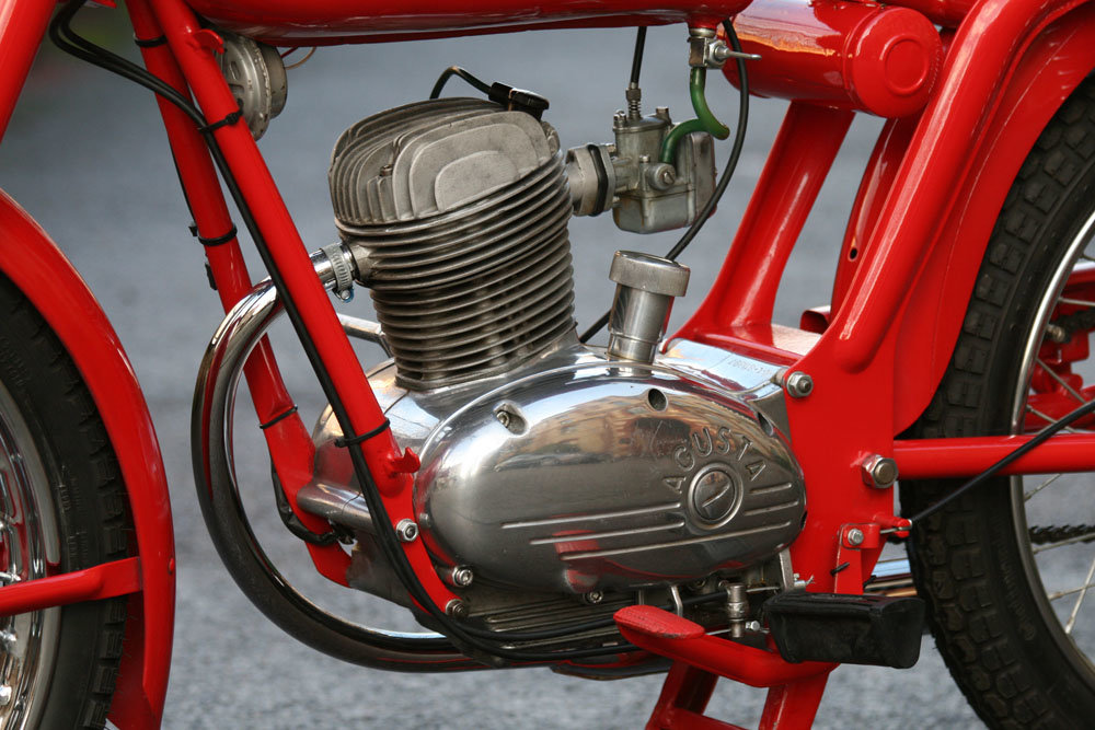 1966 MV Agusta 50 Liberty Sport SOLD (picture 6 of 6)
