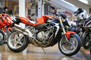 MV Agusta Brutale 910 Stunning Delivery mileage Example
