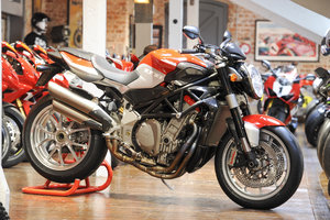 2012 MV Agusta F4 1078RR Super Rare Example over £6k of extras For Sale