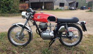 1969 MV Agusta GTLS 125cc for auction February 15th