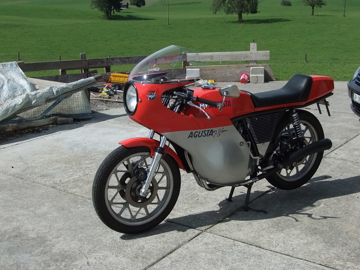 1975 MV Agusta 350S Ipotesi For Sale (picture 1 of 5)