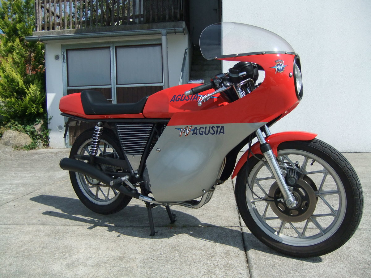 1975 MV Agusta 350S Ipotesi For Sale (picture 2 of 5)