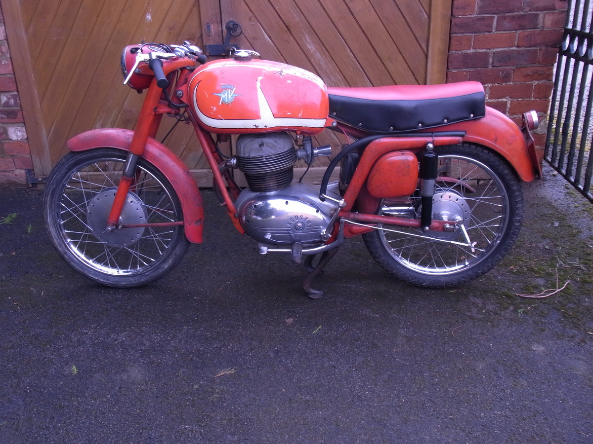 1958 MV AGUSTA 175 For Sale (picture 2 of 6)