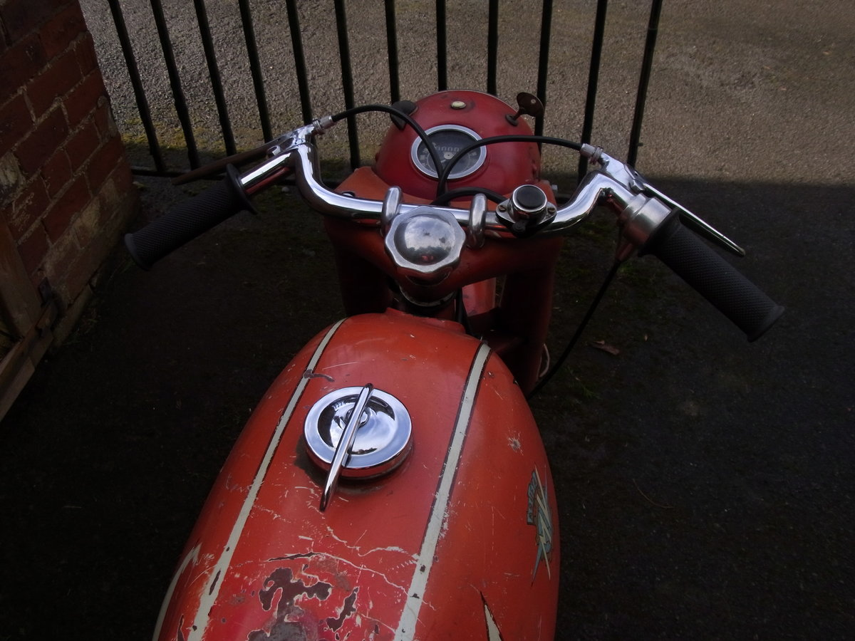1958 MV AGUSTA 175 For Sale (picture 3 of 6)