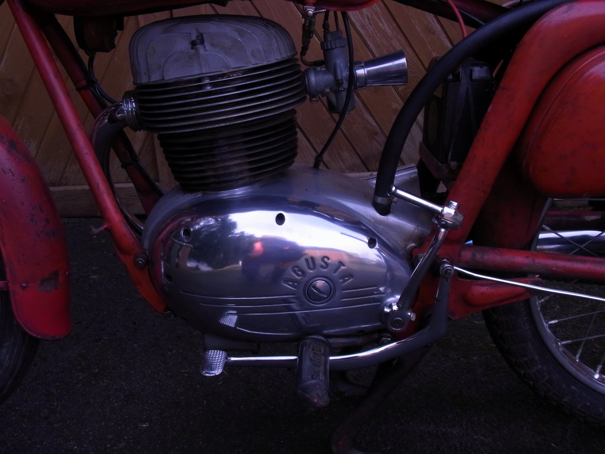 1958 MV AGUSTA 175 For Sale (picture 6 of 6)