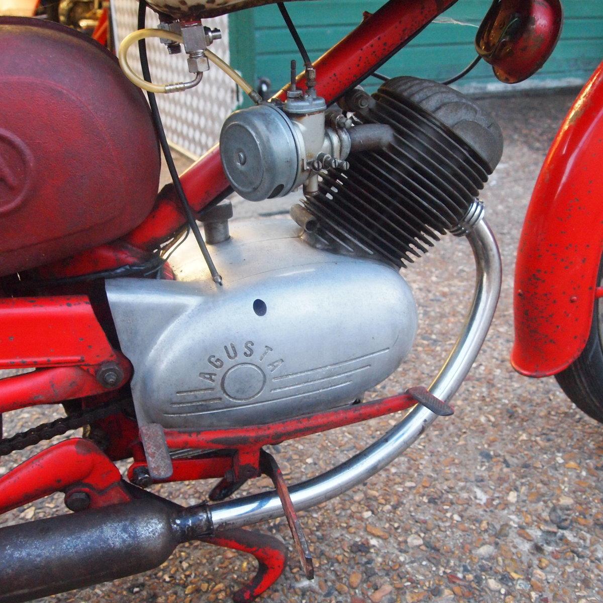 MV Agusta 83cc 'Ottantatre' Turismo 1959 Classic Sport. SOLD (picture 2 of 6)