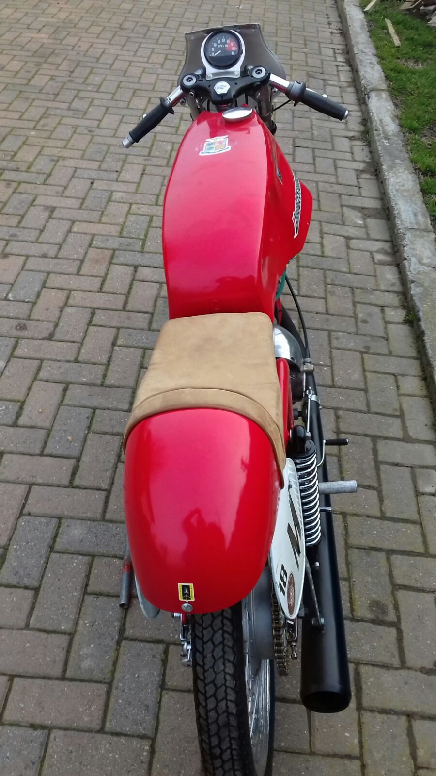 1954 Mv Agusta 175cc Cafe' Race  For Sale (picture 4 of 6)
