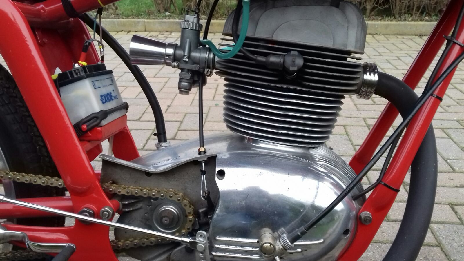 1954 Mv Agusta 175cc Cafe' Race  For Sale (picture 5 of 6)