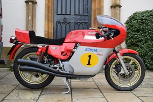 1975 MV Agusta 750S America Magni 06/05/20 SOLD by Auction