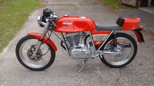 1975 MV Agusta 125S 06/05/20 SOLD by Auction