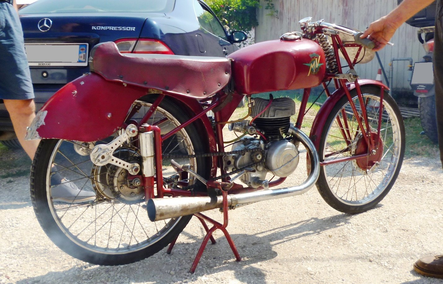 1949 MV Agusta Faenza Grand Prix For Sale (picture 6 of 6)