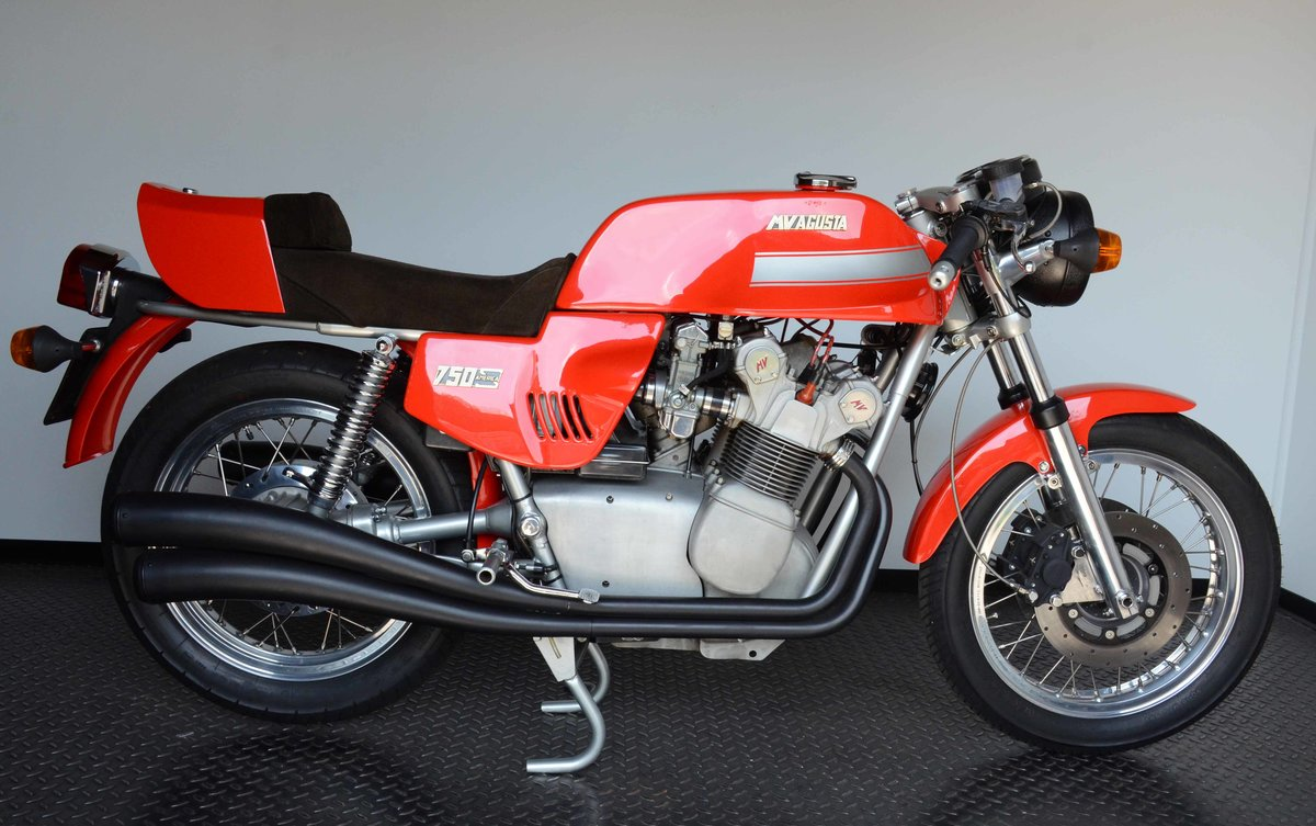 1977 MV Augusta750 S America For Sale (picture 1 of 10)