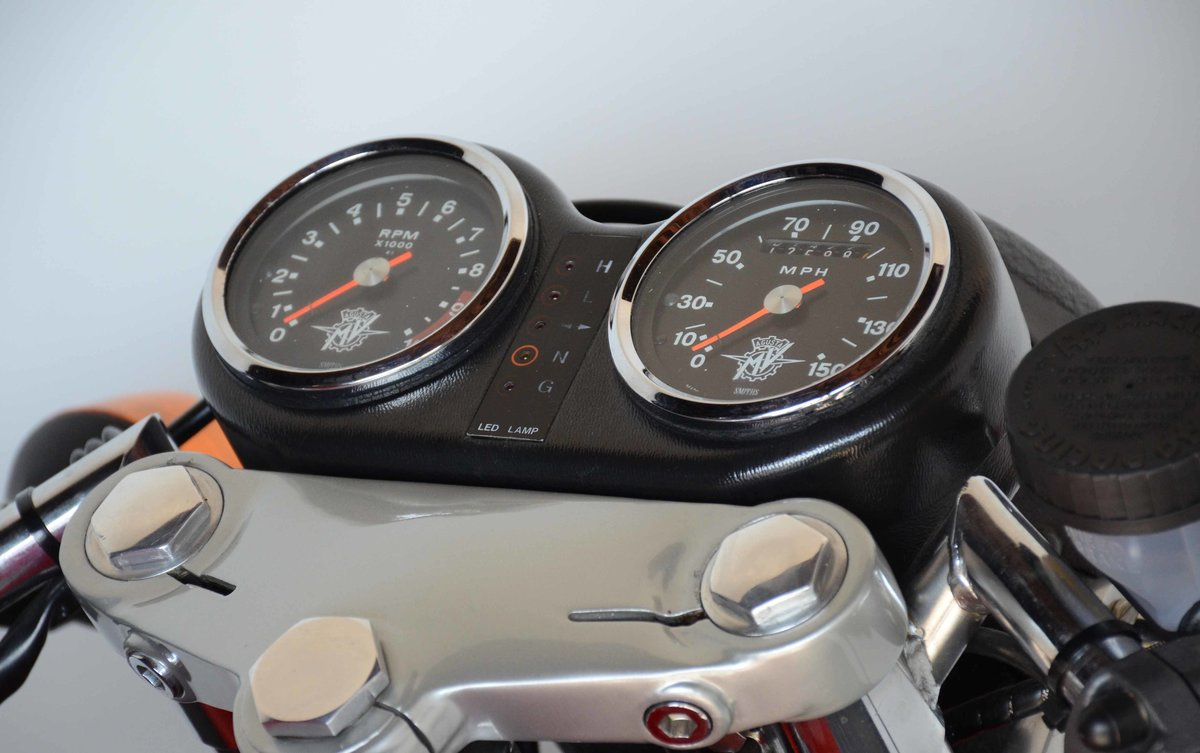 1977 MV Augusta750 S America For Sale (picture 6 of 10)