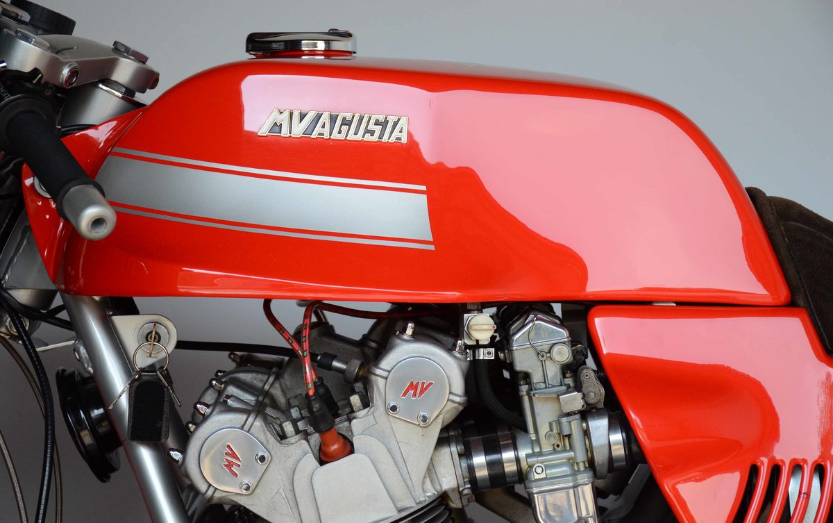1977 MV Augusta750 S America For Sale (picture 8 of 10)