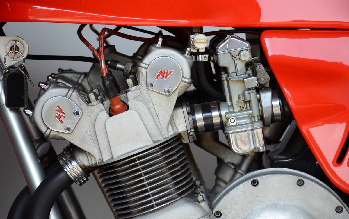1977 MV Augusta750 S America For Sale (picture 9 of 10)