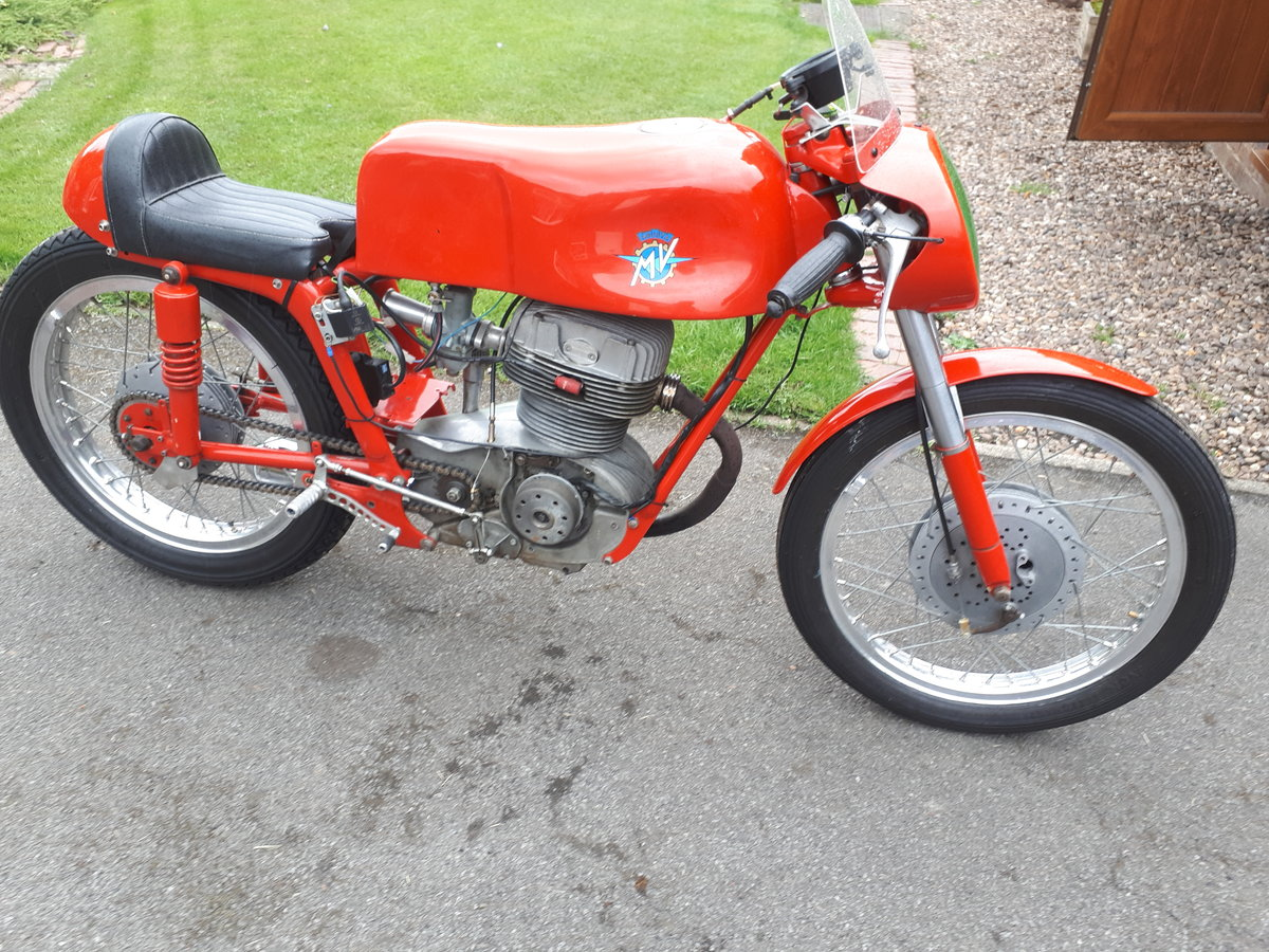 MV AGUSTA CS 175 1956 For Sale (picture 1 of 5)