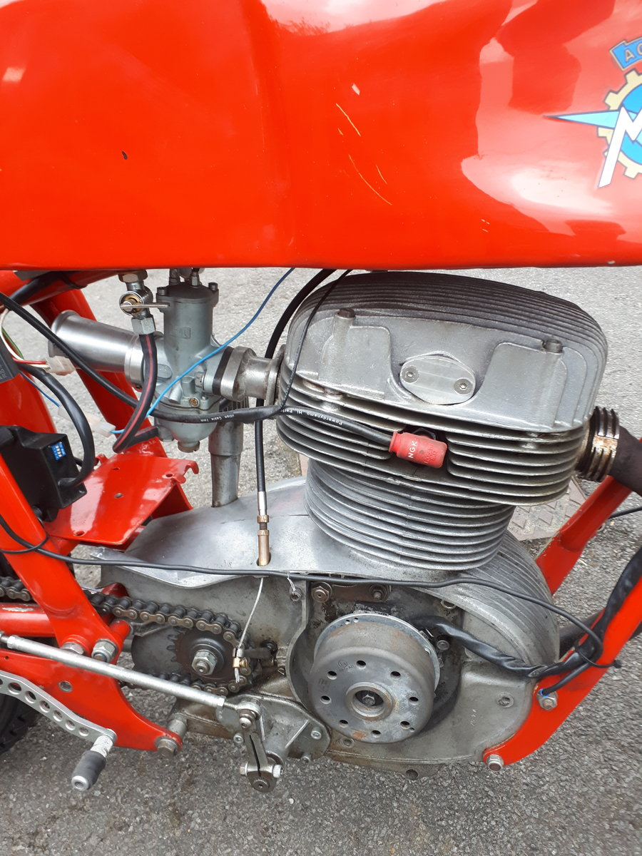 MV AGUSTA CS 175 1956 For Sale (picture 3 of 5)