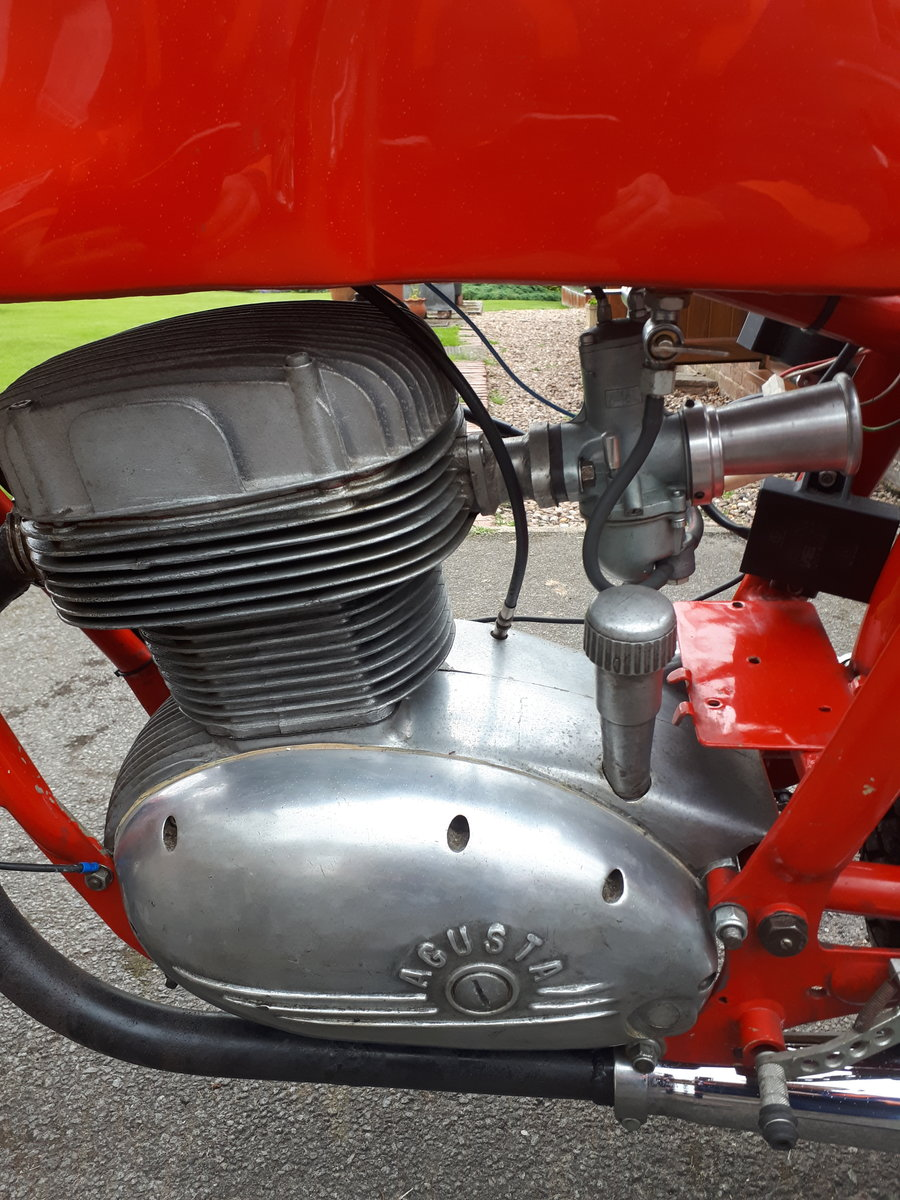 MV AGUSTA CS 175 1956 For Sale (picture 4 of 5)