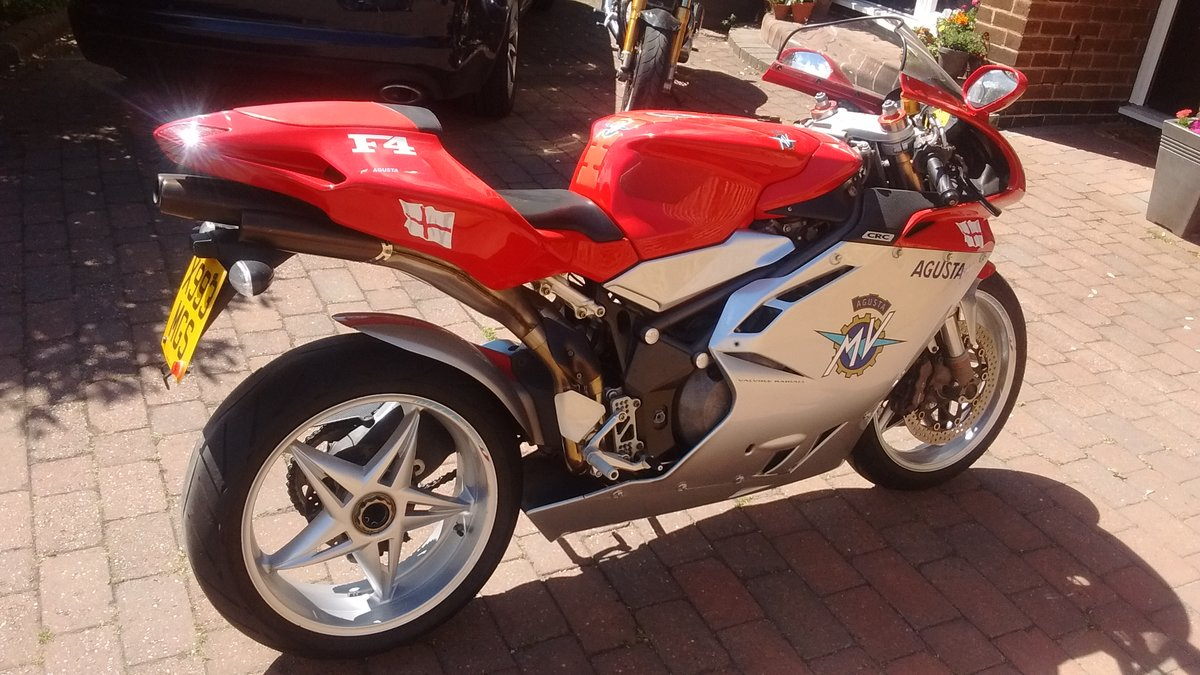 2001 MV Augusta 750 F4 For Sale (picture 3 of 5)