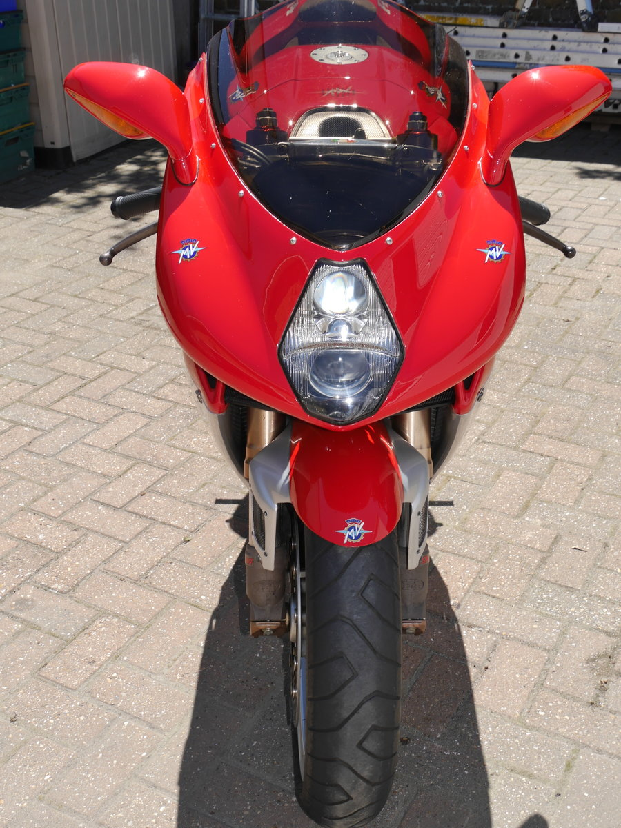 MV Agusta F4S 750 2000yr Mint Condition 7000 miles For Sale (picture 4 of 6)