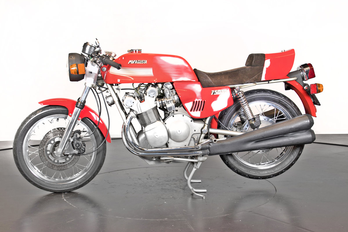 MV AGUSTA - 750 AMERICA - 1976 For Sale (picture 1 of 6)