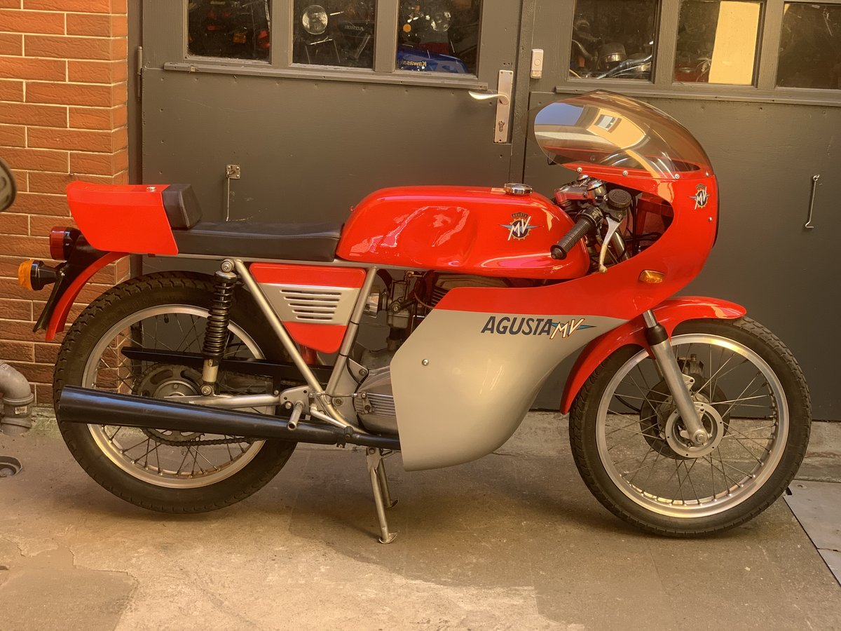 MV Agusta 125 Sport (1975) For Sale (picture 1 of 6)