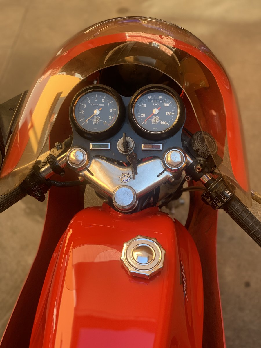 MV Agusta 125 Sport (1975) For Sale (picture 3 of 6)