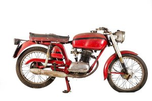 C.1962 MV AGUSTA 99CC CHECCA GT SPORT (LOT 543) For Sale by Auction