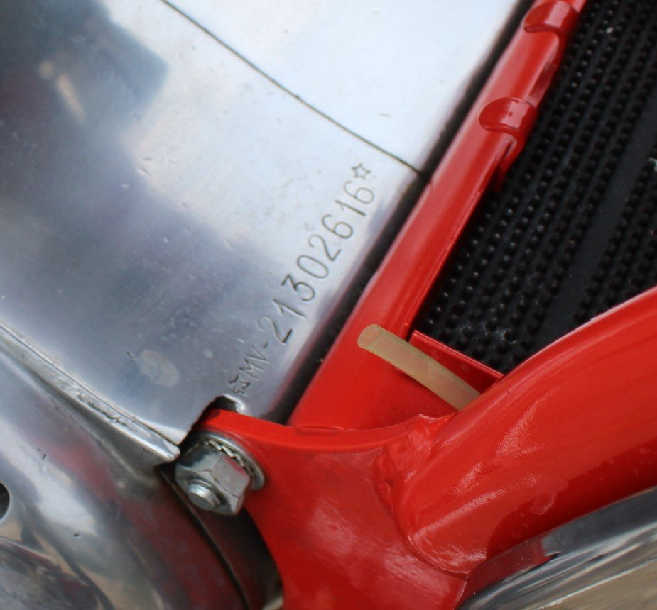 1973 MV Agusta 350 cc B Sport Twin OHV 5 Speed For Sale (picture 3 of 6)