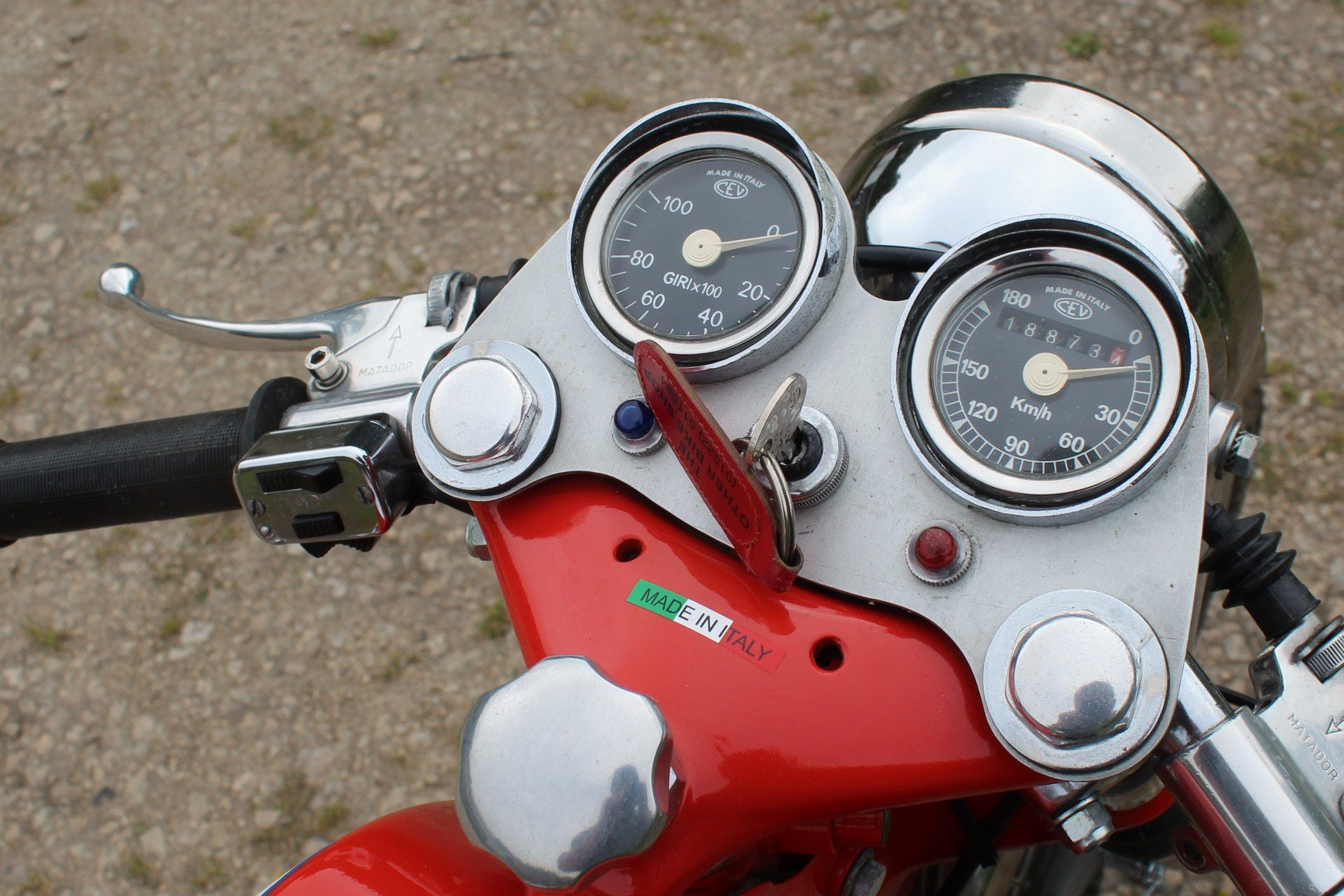 1973 MV Agusta 350 cc B Sport Twin OHV 5 Speed For Sale (picture 6 of 6)