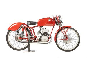 1950 MV AGUSTA 125CC 2T RACING MOTORCYCLE (LOT 626) For Sale by Auction