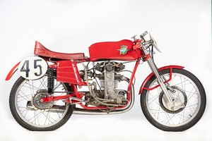 1952 MV AGUSTA 123.5CC BIALBERO RACING MOTORCYCLE (LOT 634) For Sale by Auction