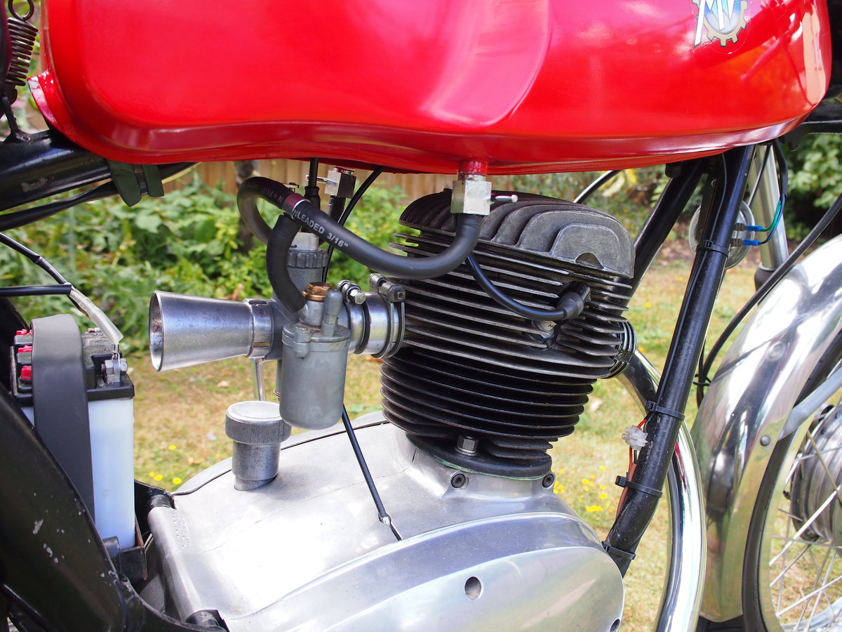1971 MV Agusta 125 GTLS SOLD (picture 5 of 6)