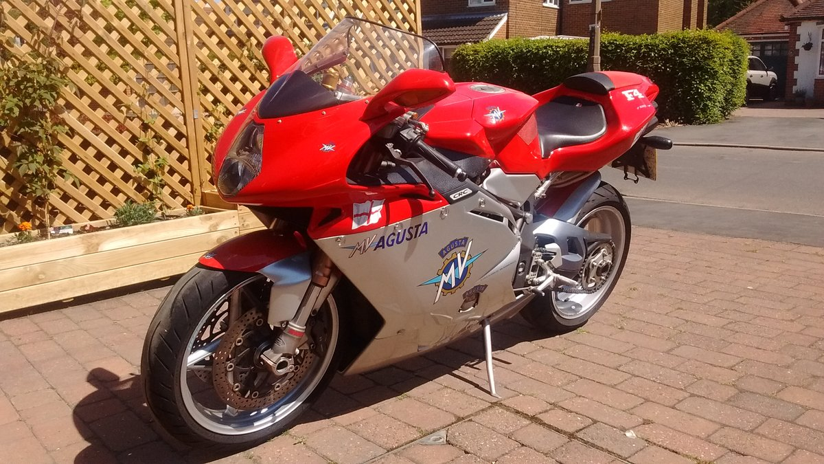 2001 MV Augusta 750 F4 For Sale (picture 4 of 5)