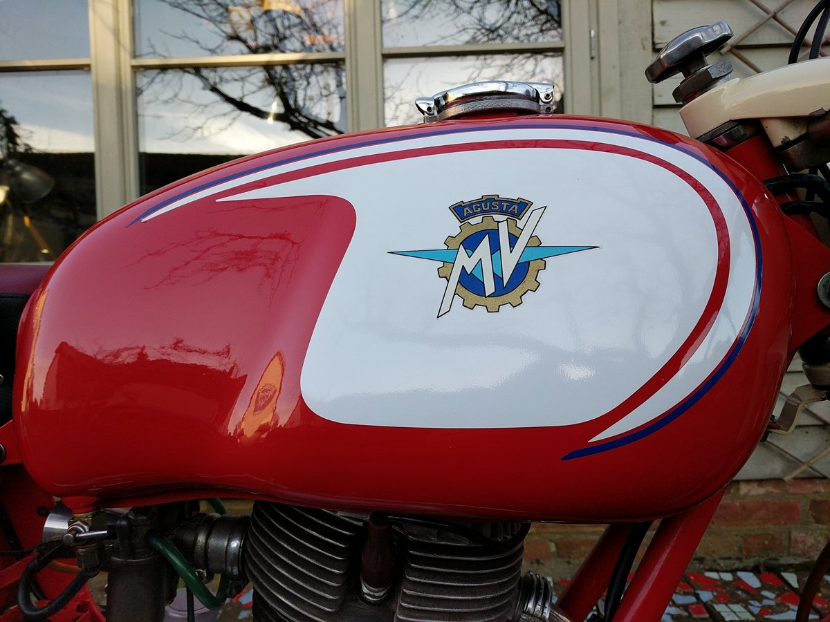 1960 MV Agusta 150 RS, ready for Moto Giro For Sale (picture 3 of 6)