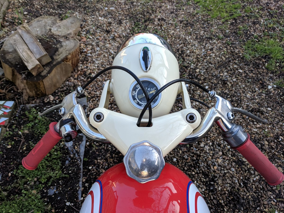 1960 MV Agusta 150 RS, ready for Moto Giro For Sale (picture 6 of 6)