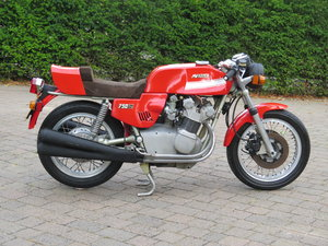 Picture of 1989 Lot 215 - MV Agusta America 750cc - 27/08/2020 SOLD by Auction