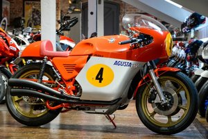 Picture of 1977 MV Agusta 750 America, 861 Magni Build, Stunningly rare!
